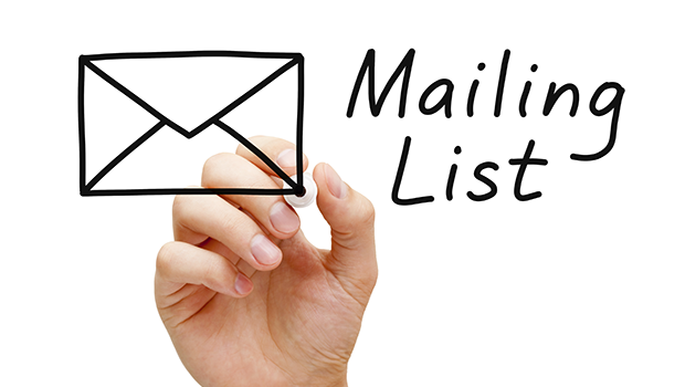 Email your list